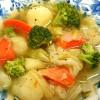 ダイエット時にお薦め!3種の味の野菜スープ